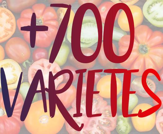 700 variete